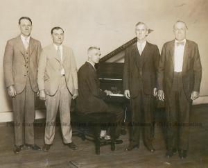 J.T. Allison's Sacred Harp Singers