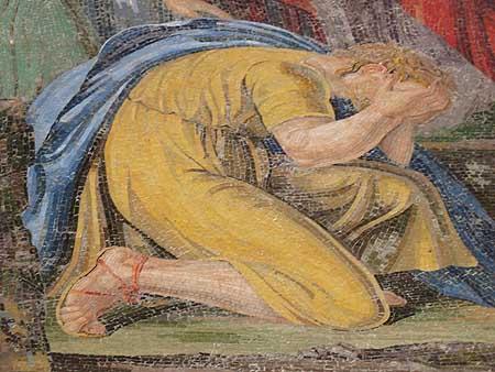 weeping pilgrim
